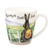 Alex Clark Adventure Starts Here Mug